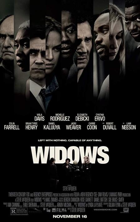 Widows 2018 1080p BluRay x264 Dual Audio Hindi DD 5 1 - English DD 5 1 ESub MW