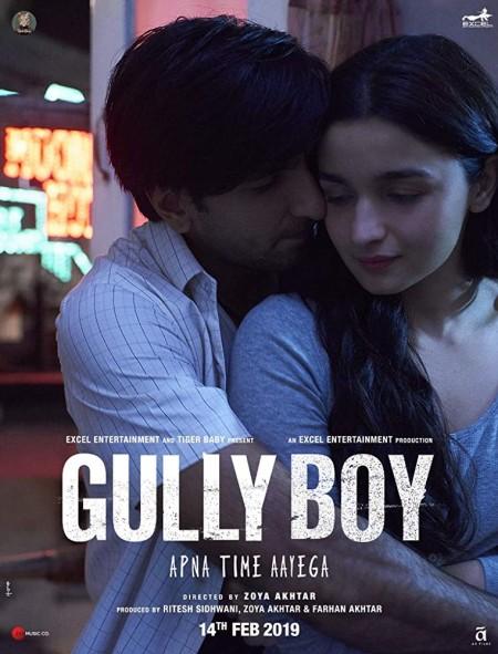 Gully Boy 2019 HINDI BrRip HD 1080p -AMIABLE