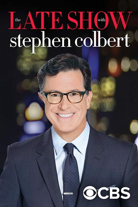 Stephen Colbert 2019 02 11 John Oliver 720p HDTV x264-SORNY