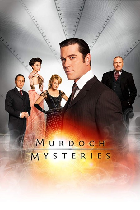 Murdoch Mysteries S12E09 Secrets and Lies 720p AMZN WEB-DL DDP2 0 H 264-NTb