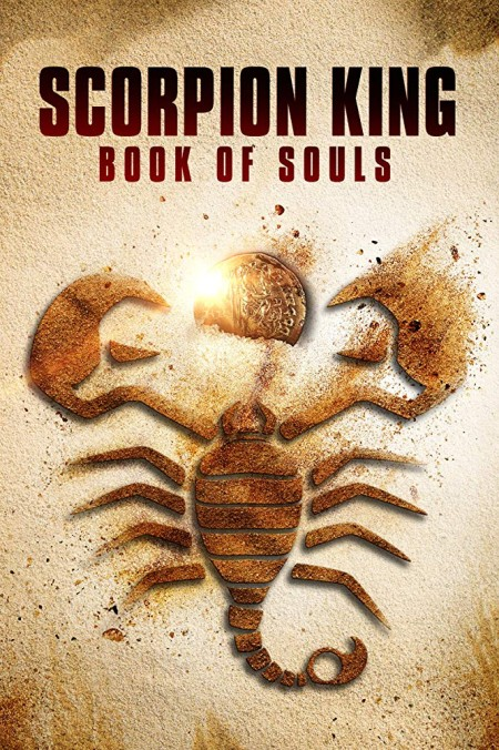 The Scorpion King Book of Souls (2018) 720p BluRay H264 AAC  RARBG