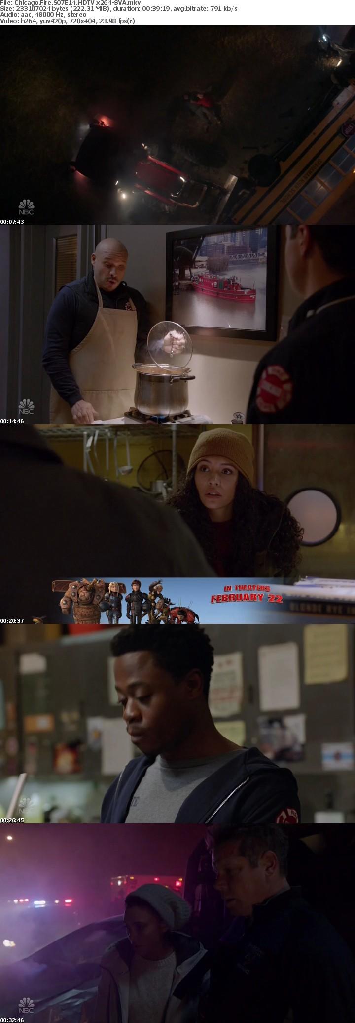 Chicago Fire S07E14 HDTV x264-SVA