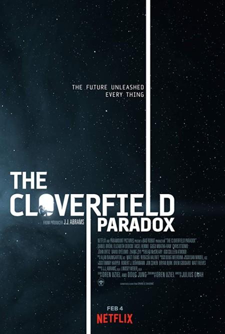 The Cloverfield Paradox 2018 720p BluRay 900MB x264-BONSAI