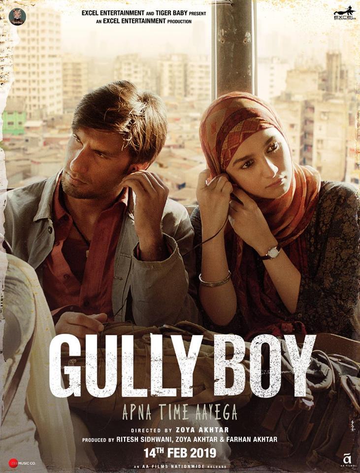 Gully Boy 2019 Hindi Pre-DVDRip x264 AAC by Full4movies