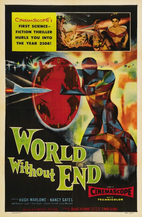 World Without End 1956 BRRip XviD MP3-XVID