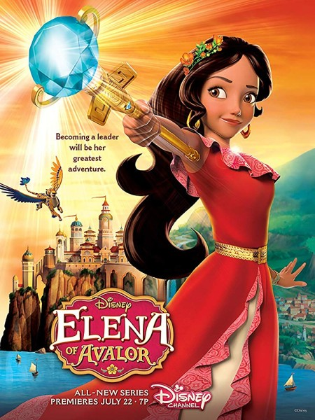 Elena of Avalor S02E17 720p WEB x264-TBS