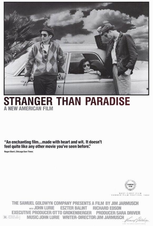 Stranger Than Paradise 1984 BRRip XviD MP3-XVID
