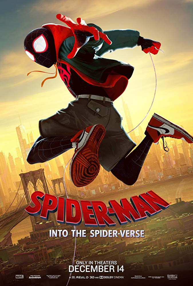 Spider-Man Into the Spider-Verse 2018 WEB-DL XviD AC3-FGT