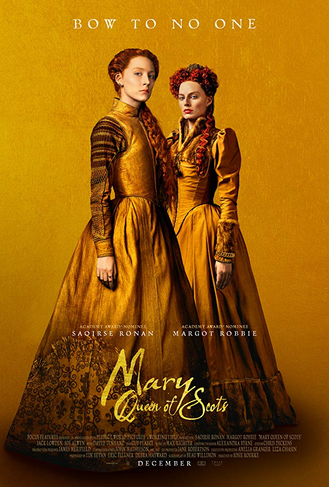 Mary Queen of Scots 2018 BluRay 1080p TrueHD 7 1 x264-MT