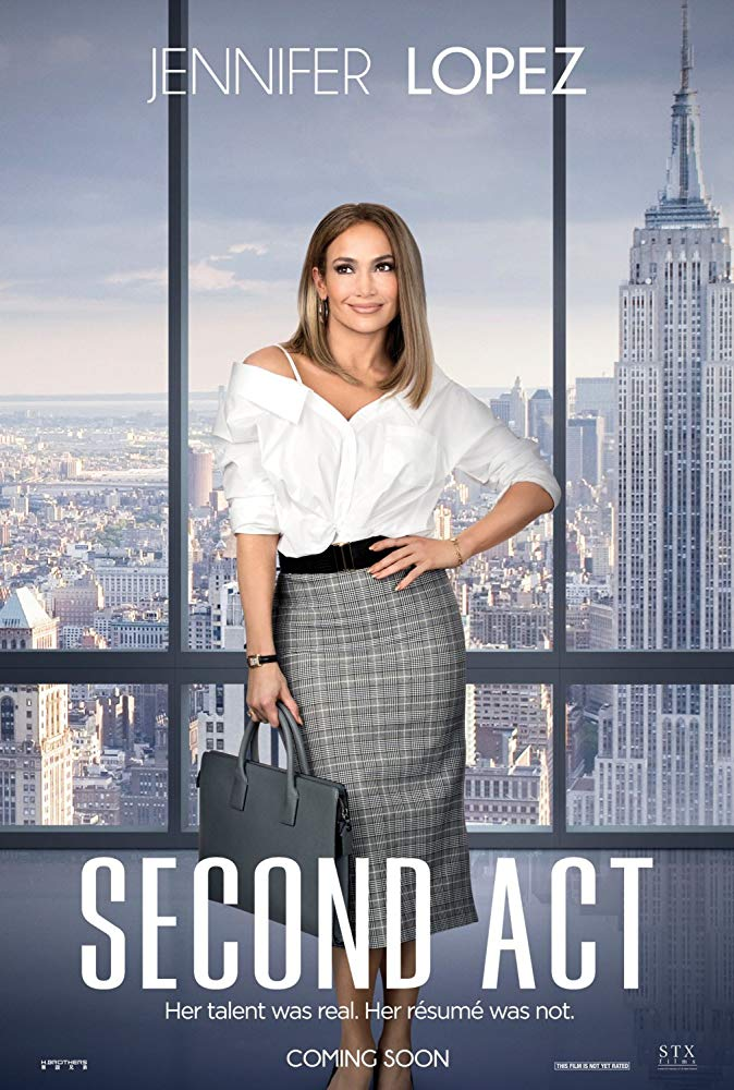 Second Act 2018 WEBRip XviD MP3-FGT