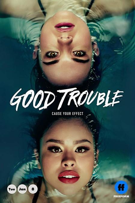 Good Trouble S01E07 Swipe Right 720p AMZN WEB-DL DDP5 1 H 264-KiNGS