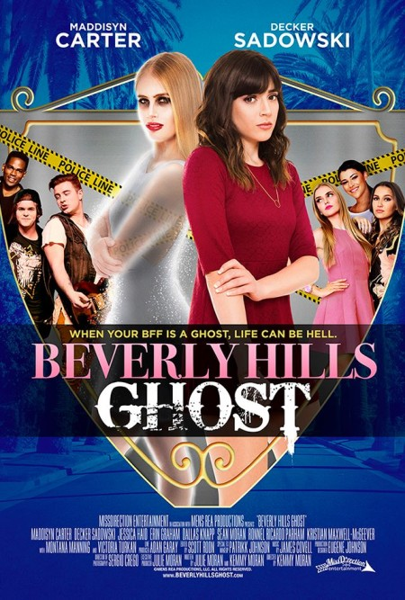 Beverly Hills Ghost (2018) HDRip 720p x264 - SHADOW
