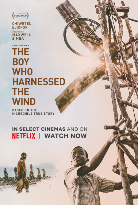 The Boy Who Harnessed the Wind (2019) 720p HDRip 800MB x264  GalaxyRG