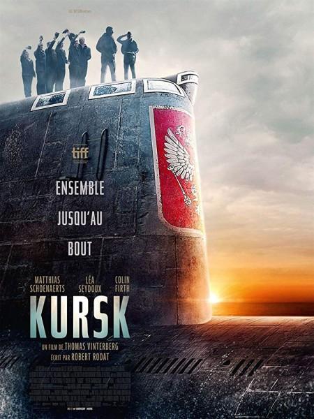 Kursk (2018) 720p HC HDRip 800MB x264-GalaxyRG