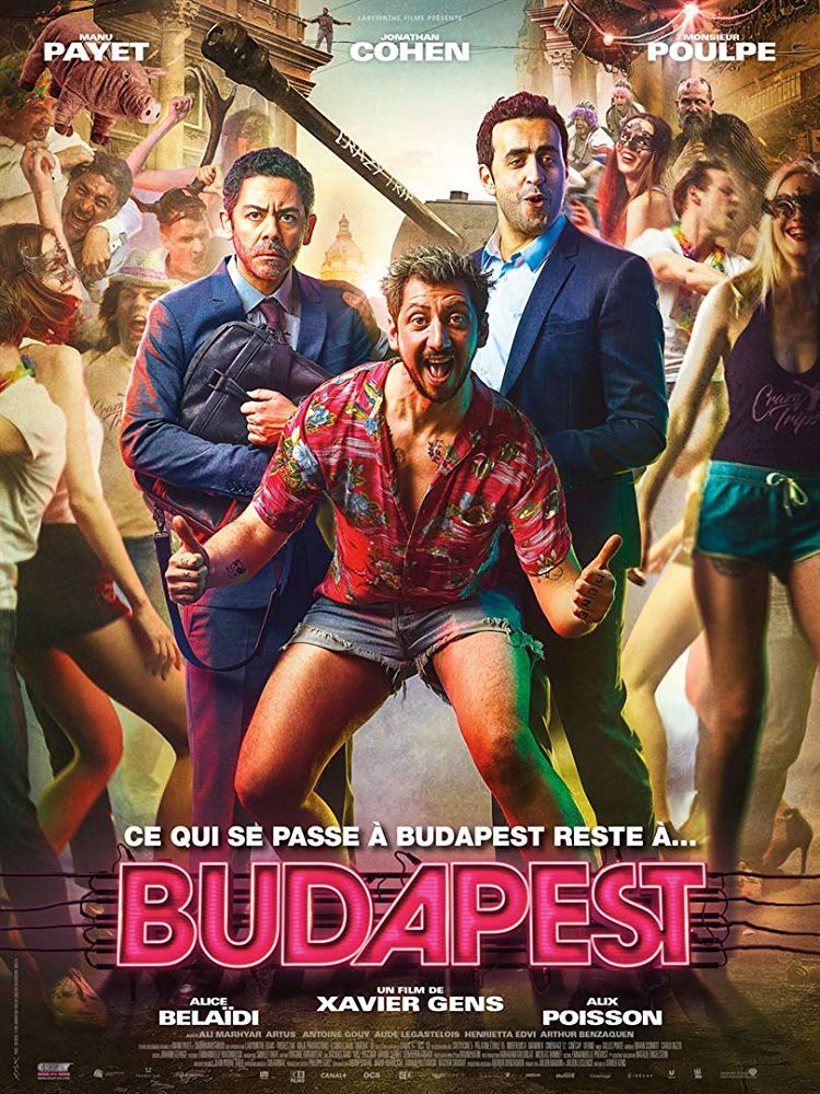 Budapest 2018 FRENCH 720p NF WEBRip DDP5 1 x264-iKA