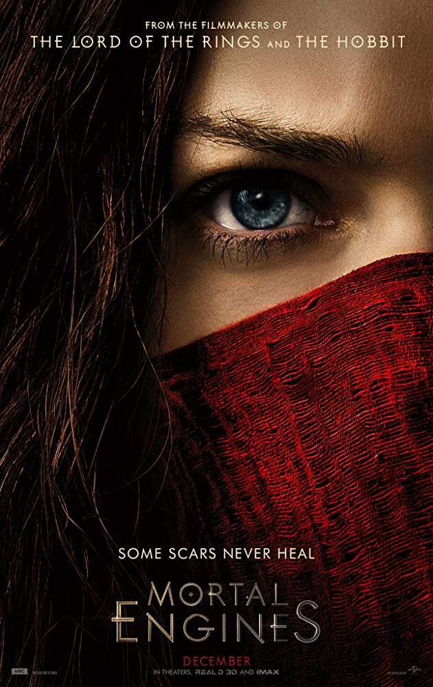 Mortal Engines 2018 720p BRRip 1 1GB - MkvCage