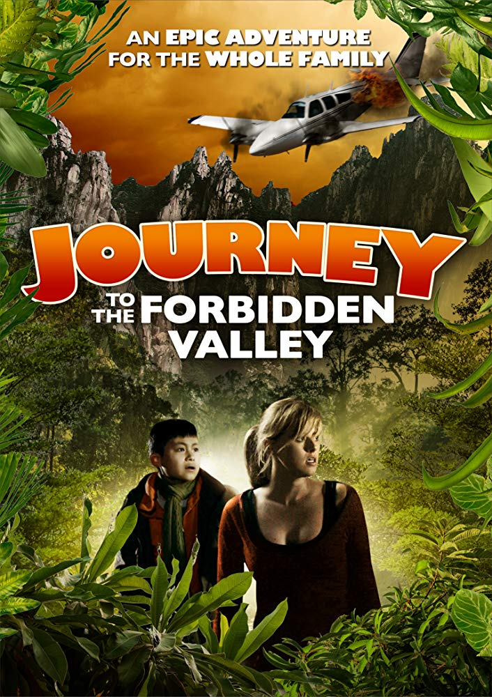 Journey to the Forbidden Valley (2017) HDRip 720p x264 HC ENG SUBS - SHADOW[TGx]