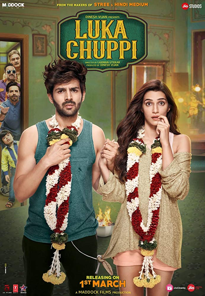 Luka Chuppi 2019 Hindi 720p PRE-DVDRip x264 [MW]