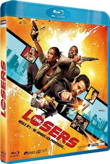 The Losers (2010) 720p BluRay H264 AAC-RARBG