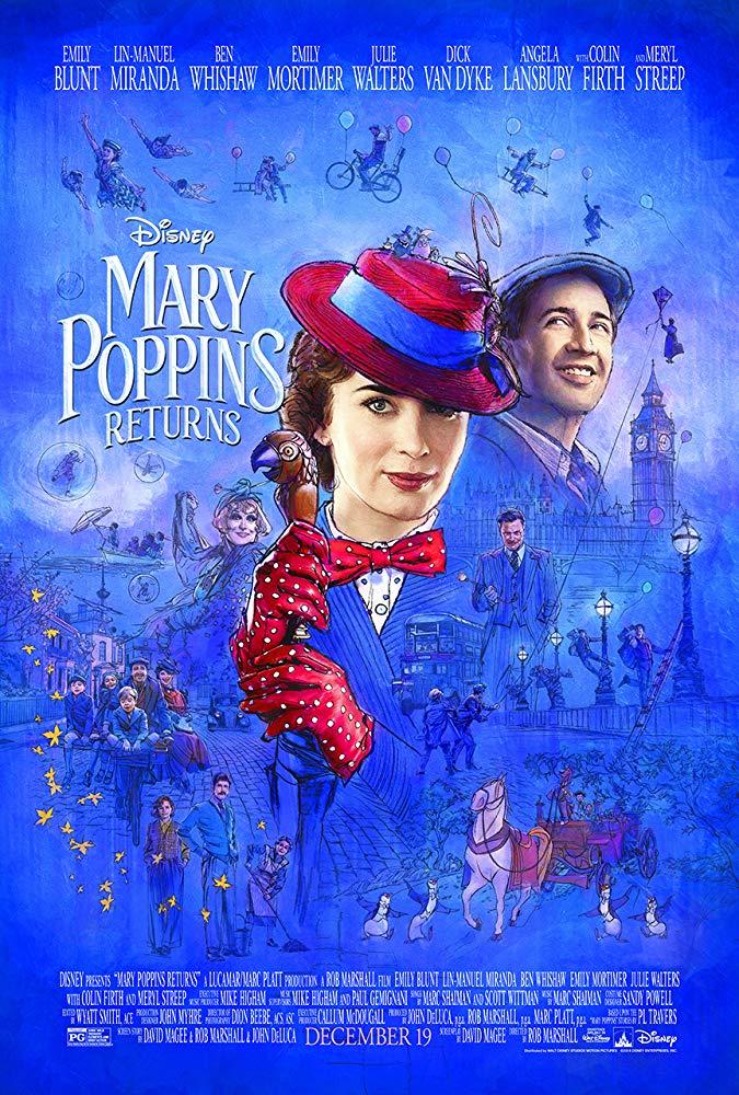 Mary Poppins Returns 2018 1080p BluRay H264 AAC-RARBG