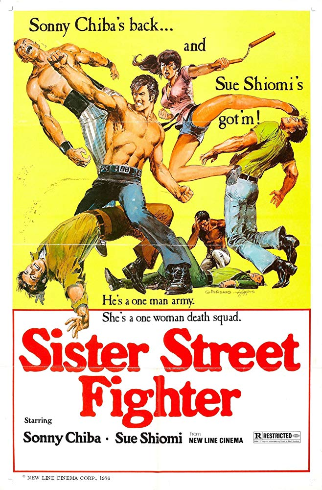 Sister Street Fighter 1974 BDRip x264-GHOULS