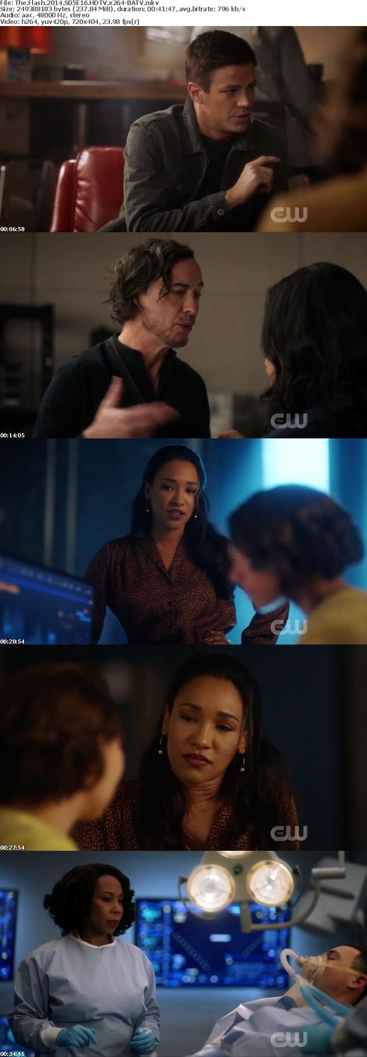 The Flash 2014 S05E16 HDTV x264-BATV