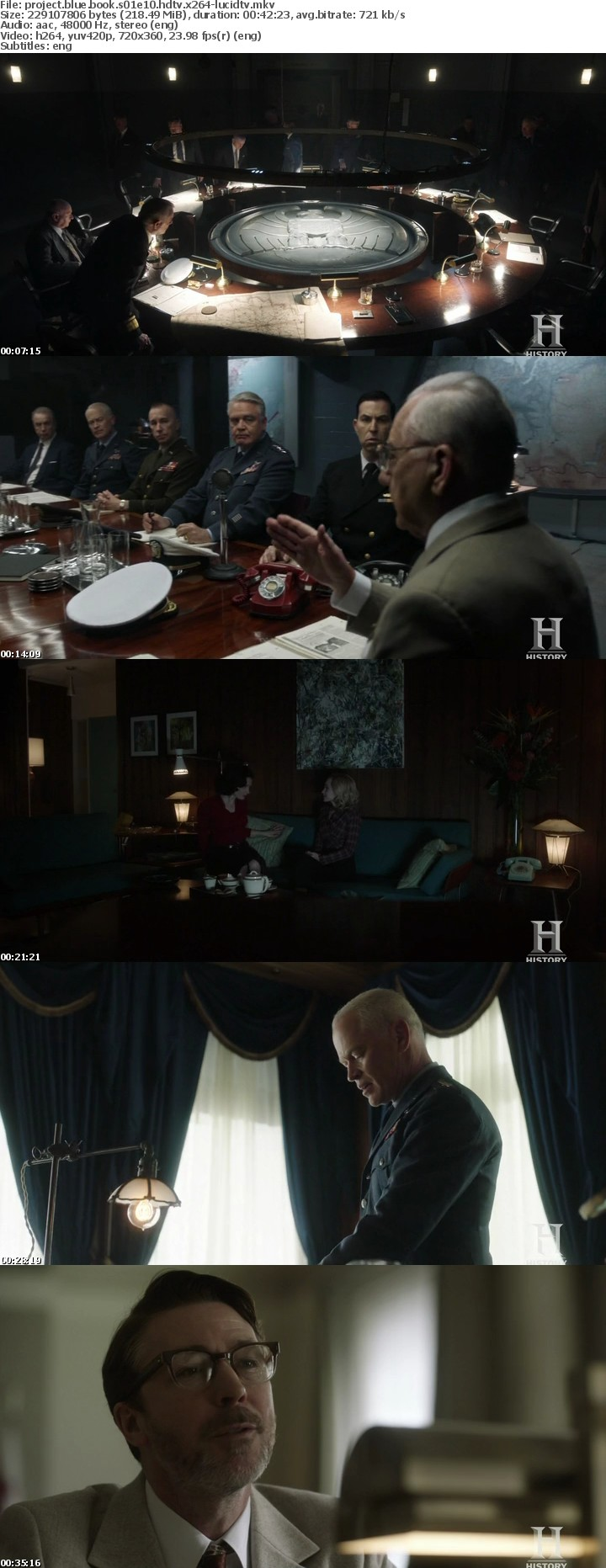 Project Blue Book S01E10 HDTV x264-LucidTV