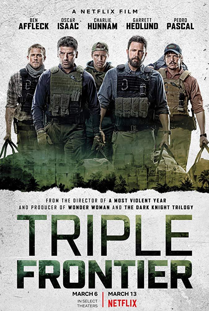 Triple Frontier 2019 1080p NF WEB-DL x264-MkvCage