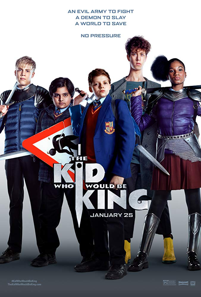 The Kid Who Would Be King 2019 HDRip HC AC3 X264-CMRG[TGx]