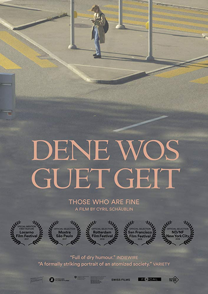 Those Who Are Fine 2017 [WEBRip] [720p] YIFY