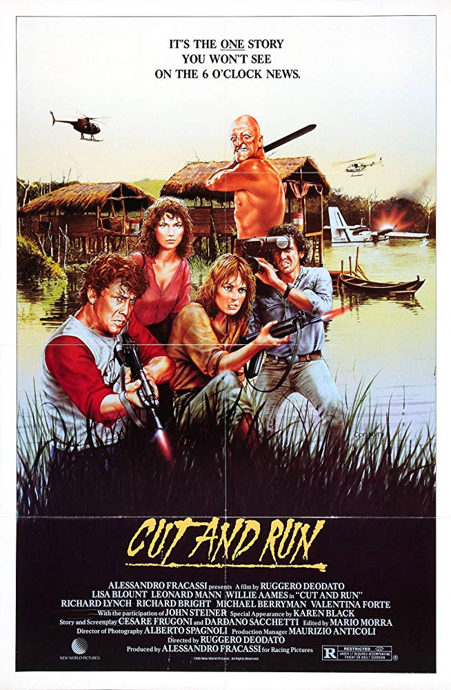 Cut and Run 1985 UNRATED 720p BluRay H264 AAC-RARBG