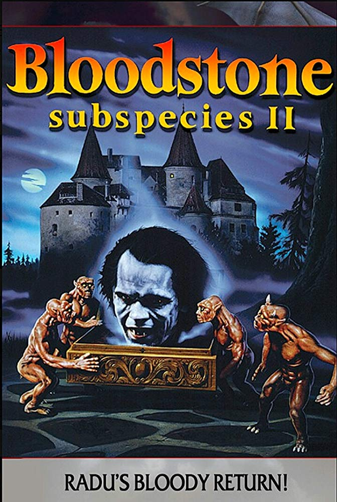 Bloodstone Subspecies II 1993 BRRip XviD MP3-XVID