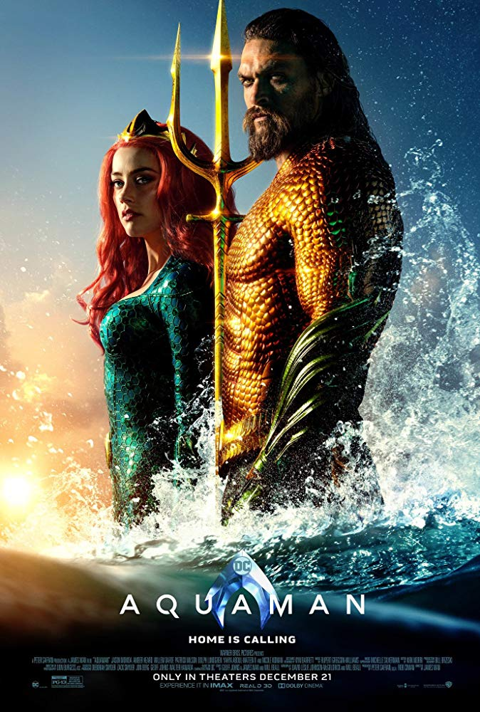 Aquaman 2018 720p BluRay x264-SPARKS