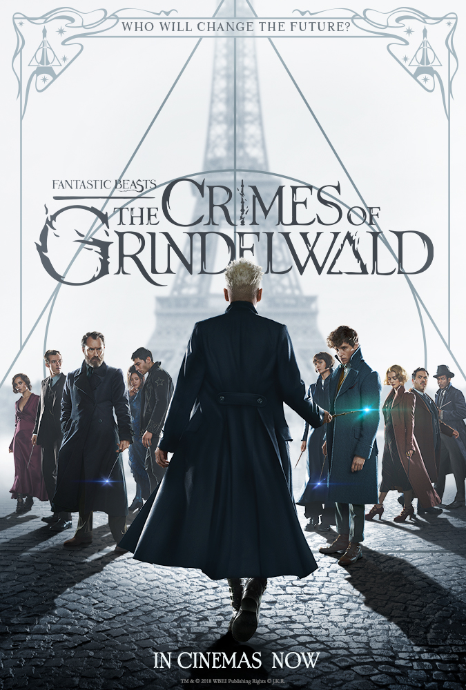 Fantastic Beasts The Crimes of Grindelwald 2018 1080p Extended BluRay TrueHD 7 1 x264-HDH