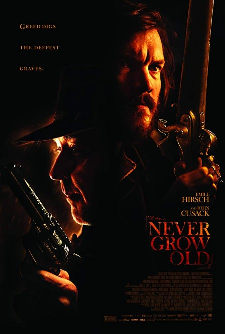 Never Grow Old (2019) 720p WEB-DL XviD AC3-FGT