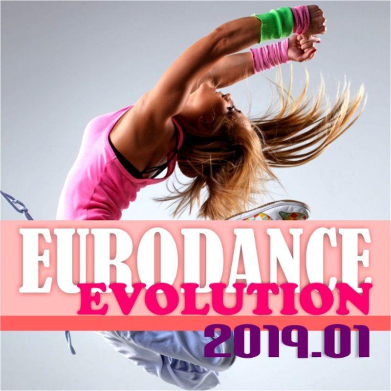 VA - Eurodance Evolution 2019 01 [DMN Records] (2019)