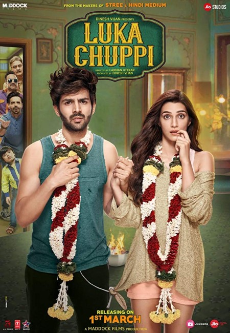 Luka Chuppi (2019) Hindi 720p Pre-DvDRip x264 AAC -JM