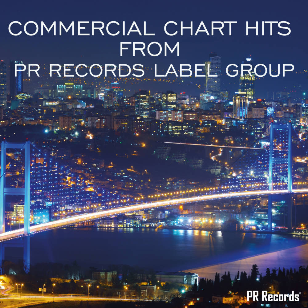 VA - Commercial Chart Hits From PR Records Label Group (2019)