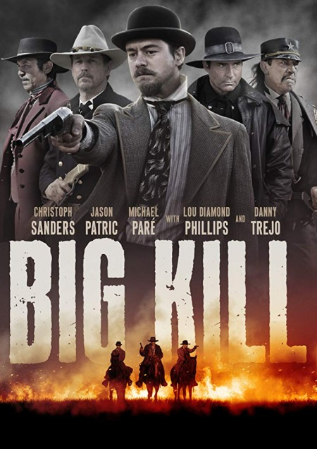 Big Kill (2018) BDRip AC3 x264-CMRG