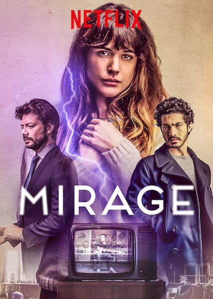 Mirage 2018 720p NF WEB-DL x264 Dual Audio Hindi DD 5 1 - English 2 0 ESub MW