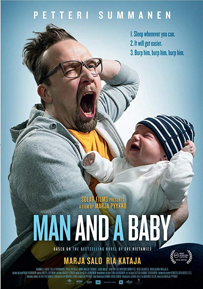 Man And A Baby 2017 FINNISH BRRip XviD MP3-VXT