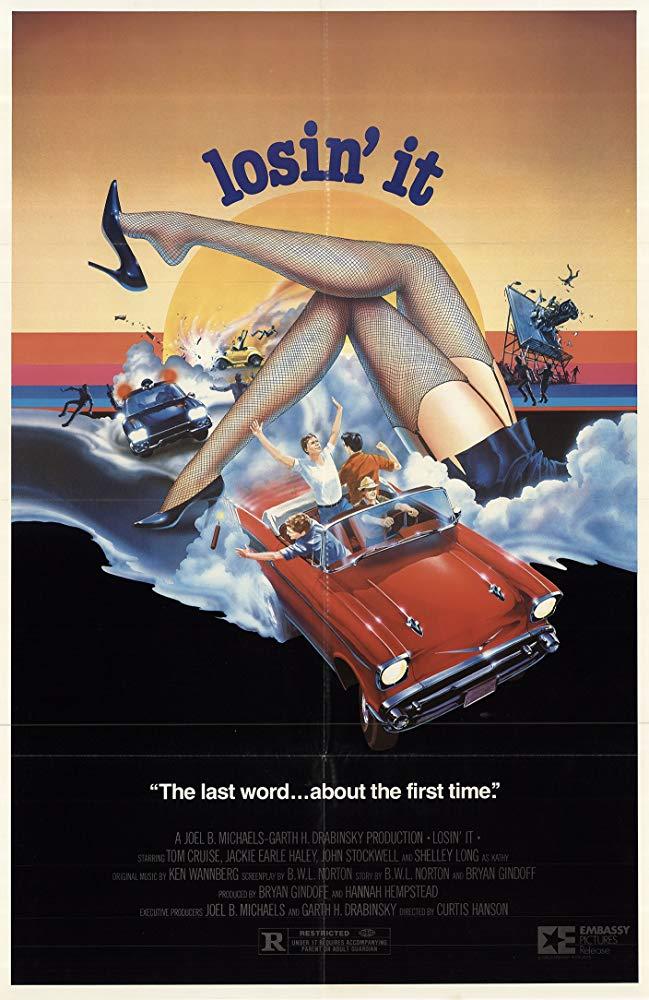 Losin It 1983 720p BluRay x264-BRMP