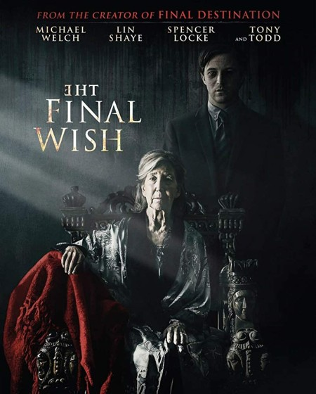 The Final Wish (2018) 720p BluRay 800MB x264-GalaxyRG