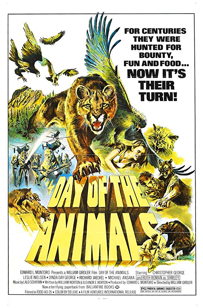 Day of the Animals 1977 DVDRip x264