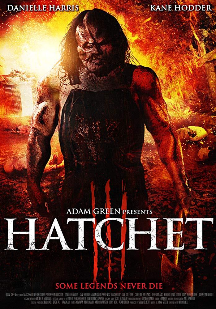 Hatchet III 2013 [BluRay] [720p] YIFY