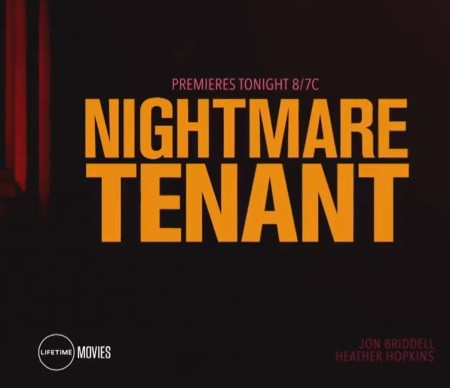 Nightmare Tenant (2018) 720p HDTV 800MB x264-GalaxyRG