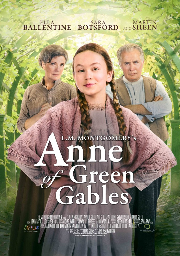 Anne of Green Gables 2016 BRRip XviD MP3-XVID