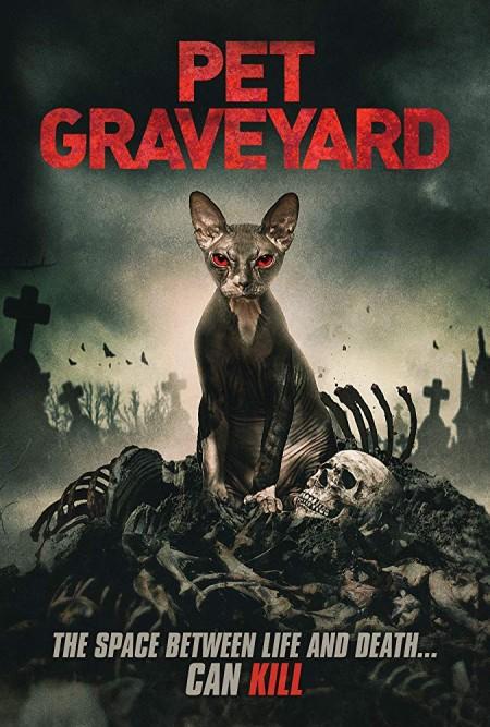 Pet Graveyard (2019) HDRip XviD AC3-EVO