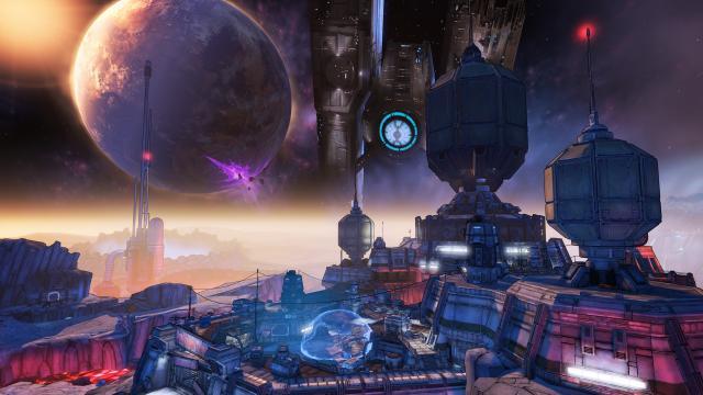 Borderlands The Pre Sequel Remastered - PLAZA
