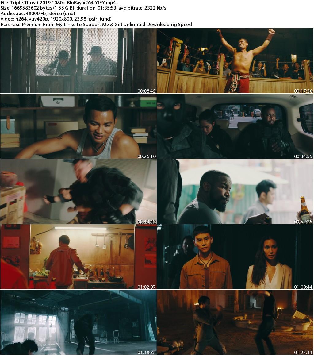 Triple Threat (2019) 1080p BluRay x264-YIFY